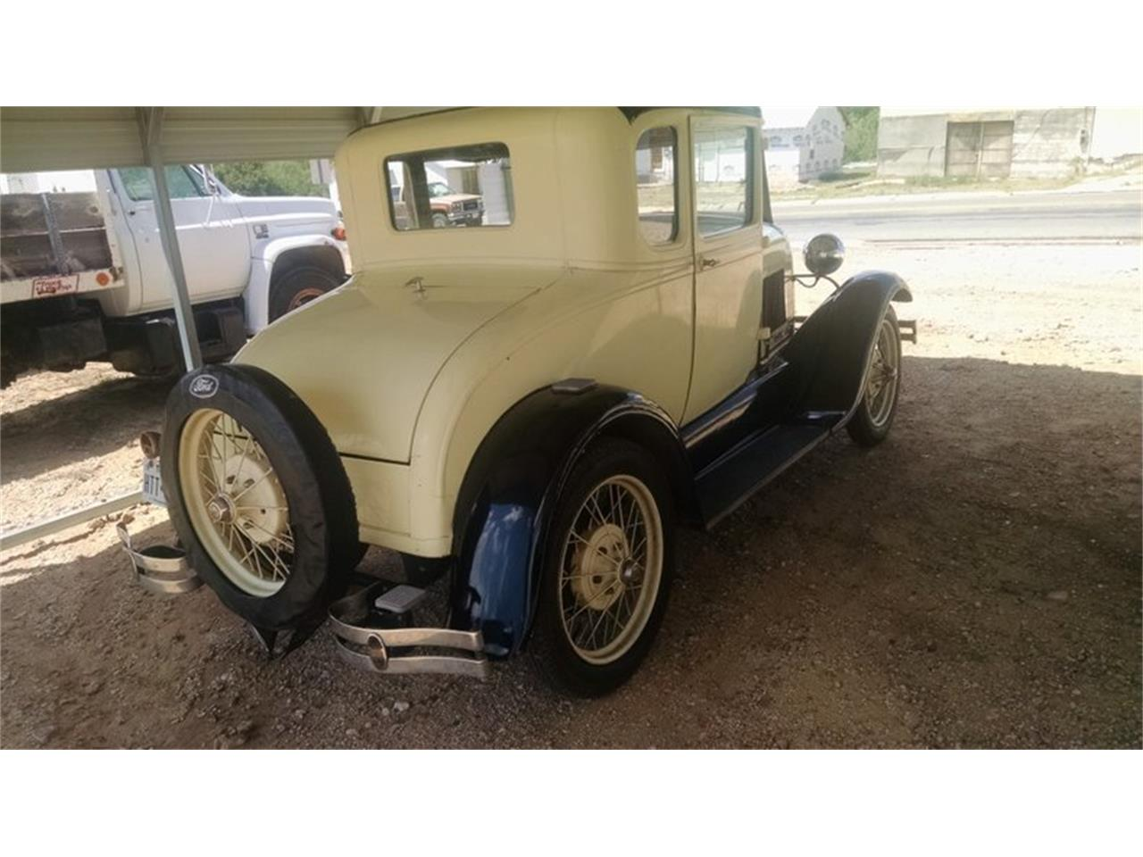 Large Picture of '29 Model A - PW2R