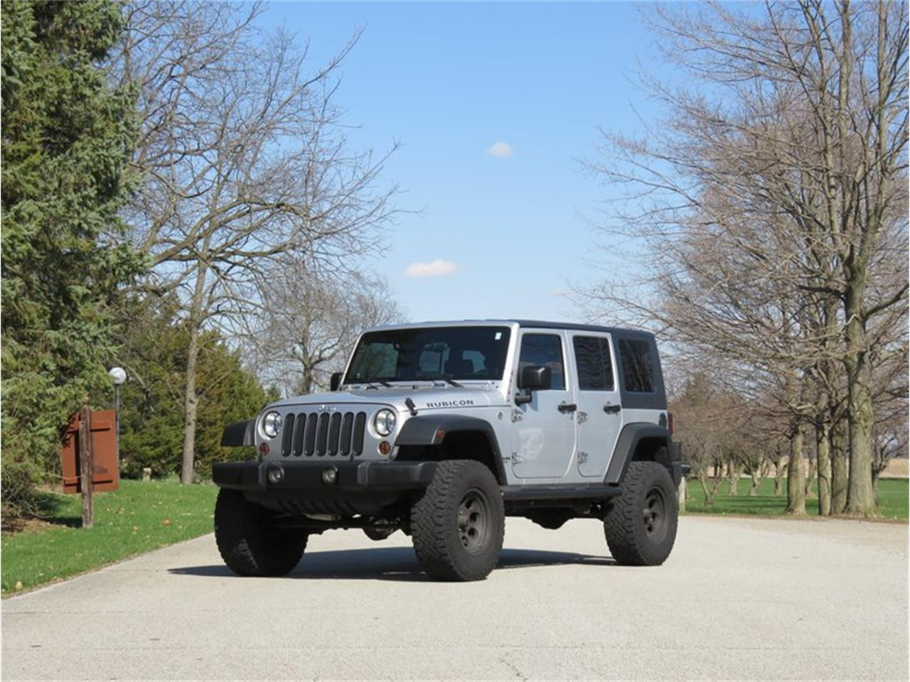 Large Picture of '08 Wrangler - PW32