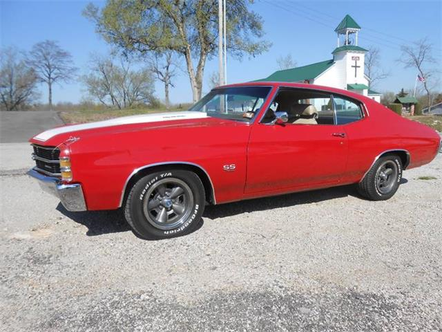 Picture of '71 Chevelle - PW3B