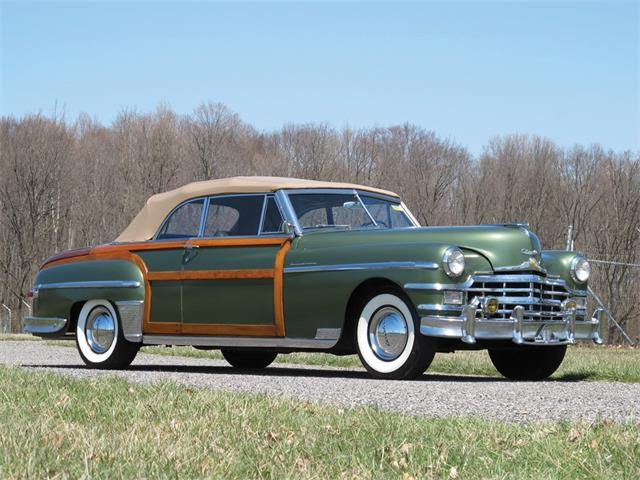 1949 Chrysler Town Country