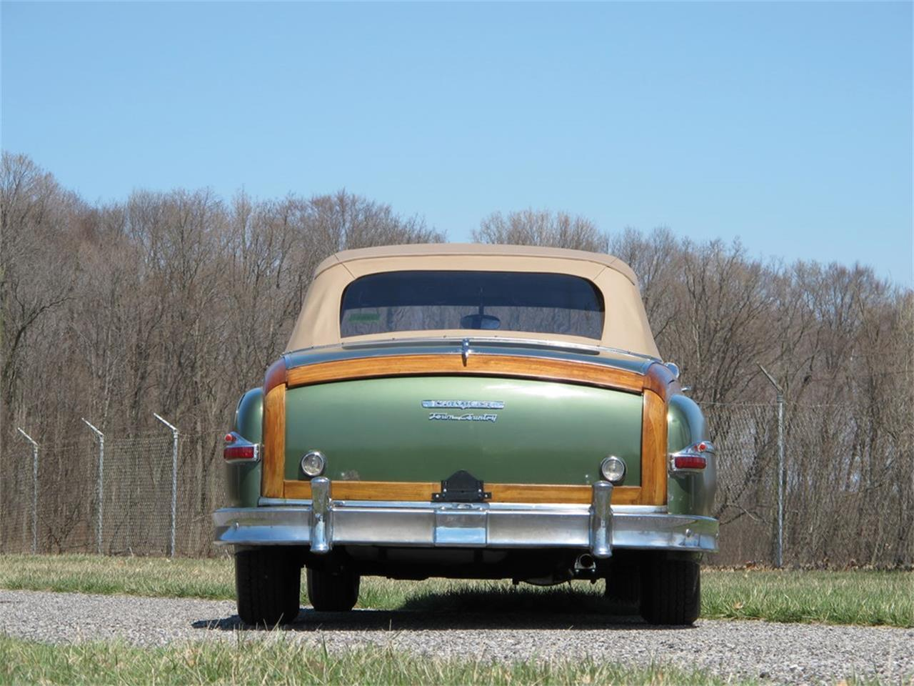 Large Picture of '49 Town & Country - PW3C