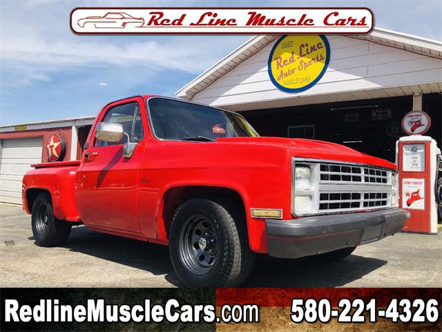 Picture of 1987 Chevrolet Pickup located in Wilson Oklahoma - $27,900.00 Offered by  - PW3G