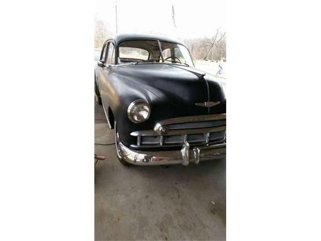 Picture of '49 Chevrolet Styleline located in Cadillac Michigan - $8,495.00 - PPZK