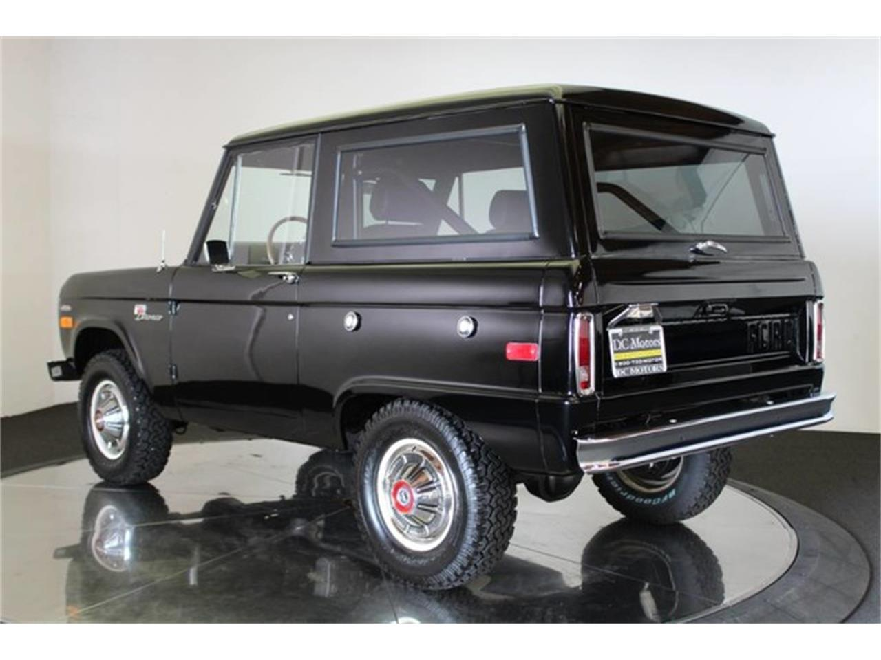 Large Picture of '74 Bronco - PQJK