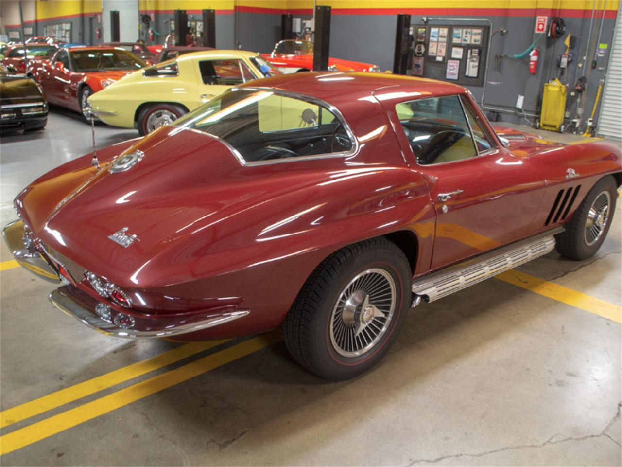 Large Picture of '66 Corvette - PW3K