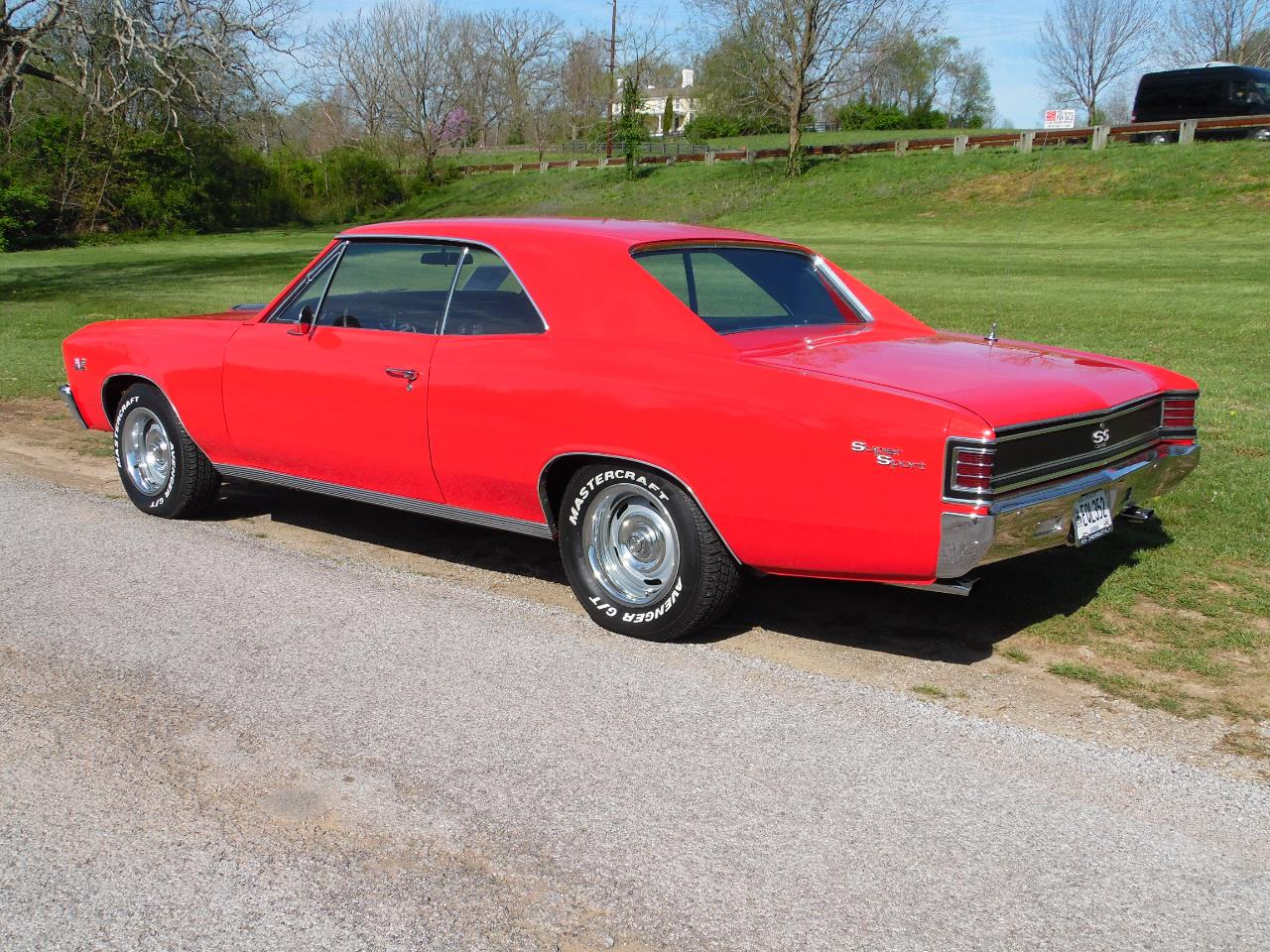 Large Picture of Classic 1967 Chevrolet Chevelle SS - PW3O