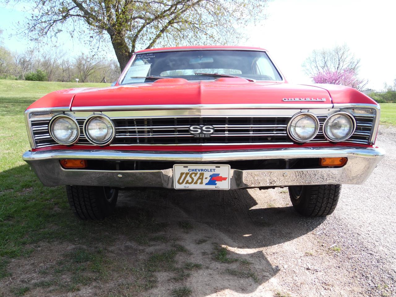 Large Picture of 1967 Chevelle SS - $42,500.00 Offered by Central Kentucky Classic Cars LLC  - PW3O