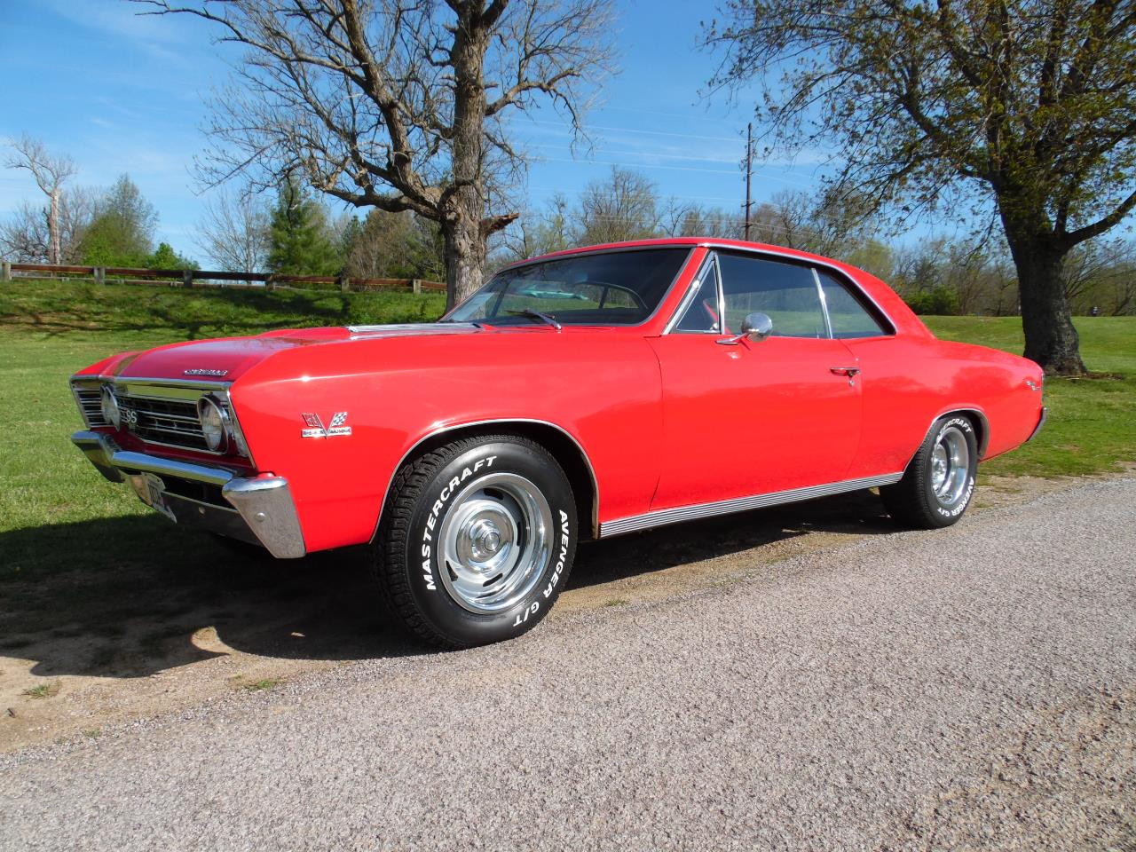 Large Picture of 1967 Chevrolet Chevelle SS located in Paris  Kentucky - $42,500.00 Offered by Central Kentucky Classic Cars LLC  - PW3O