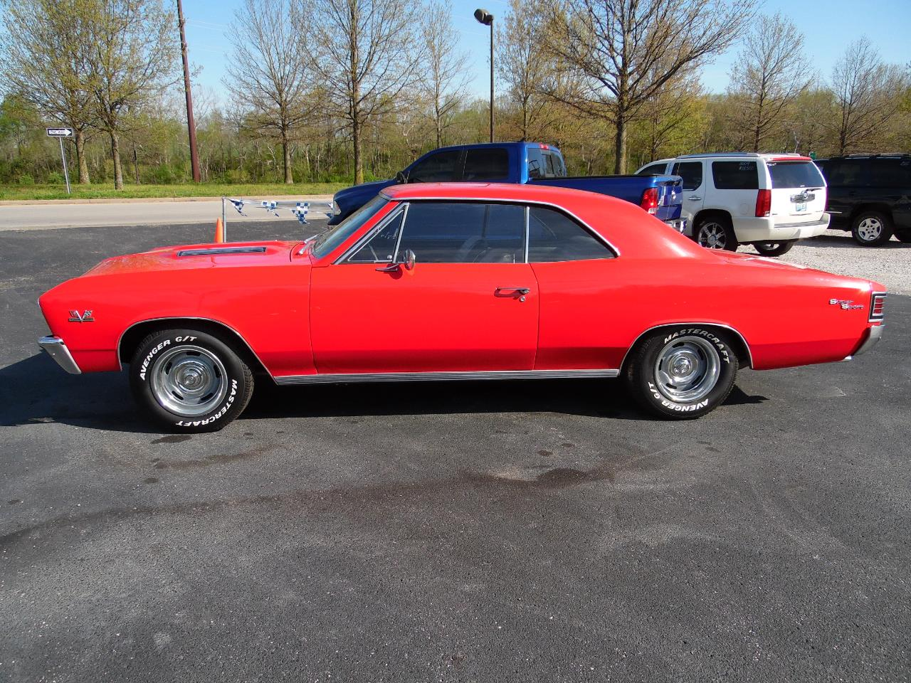 Large Picture of Classic 1967 Chevrolet Chevelle SS located in Paris  Kentucky - $42,500.00 - PW3O