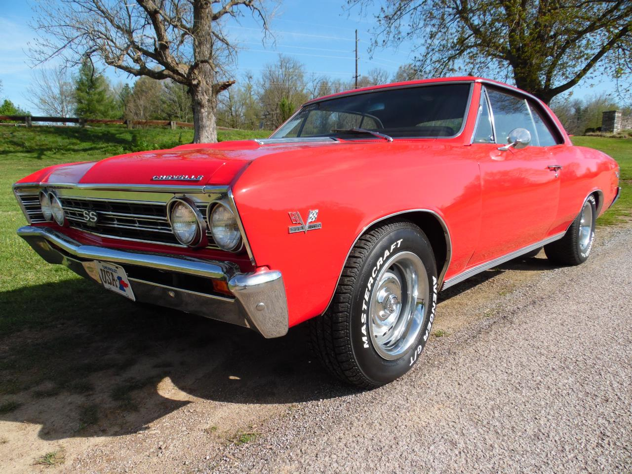 Large Picture of '67 Chevrolet Chevelle SS located in Paris  Kentucky - PW3O