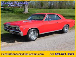Picture of Classic '67 Chevelle SS - $42,500.00 Offered by Central Kentucky Classic Cars LLC  - PW3O