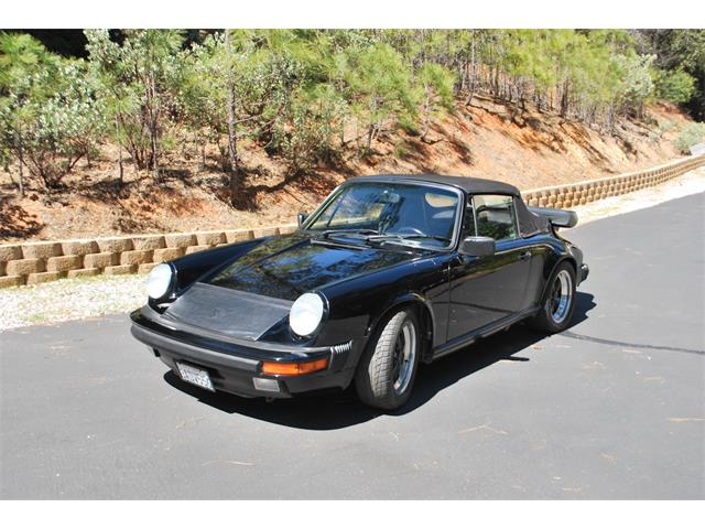 Picture of '87 911 Carrera 4 Cabriolet - PW3T