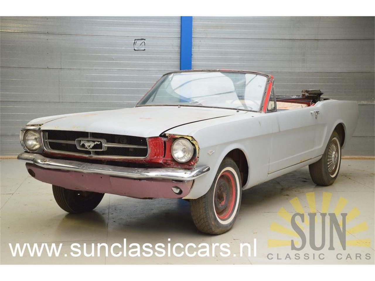 Large picture of 65 mustang pw3u