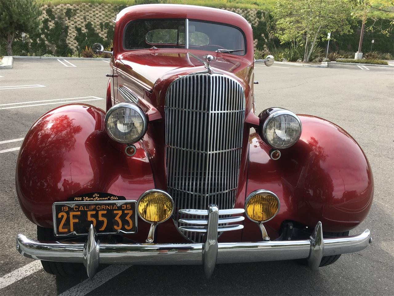 Large Picture of 1935 Street Rod located in California - PW3Y