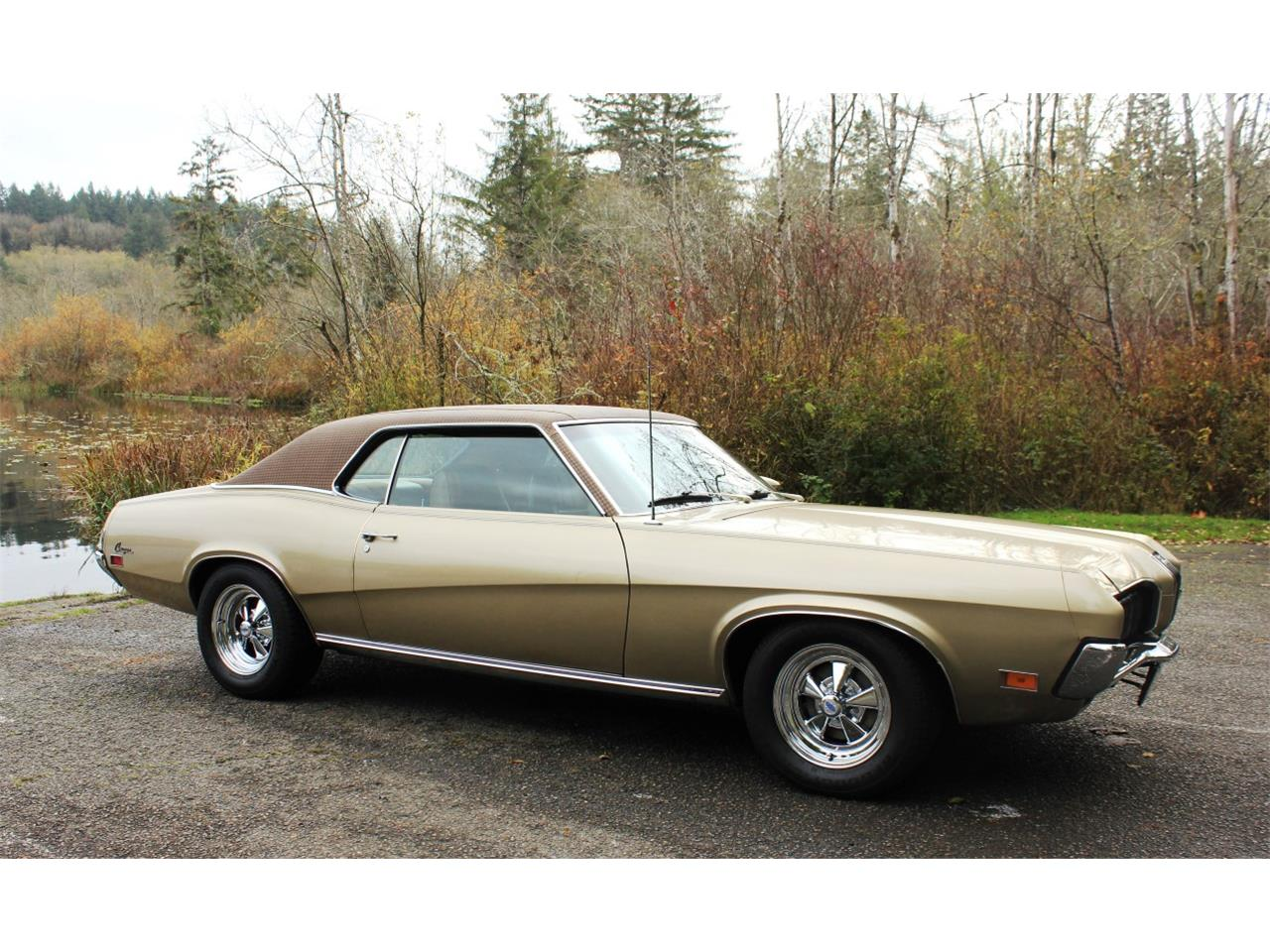 Large Picture of '70 Cougar - PW42