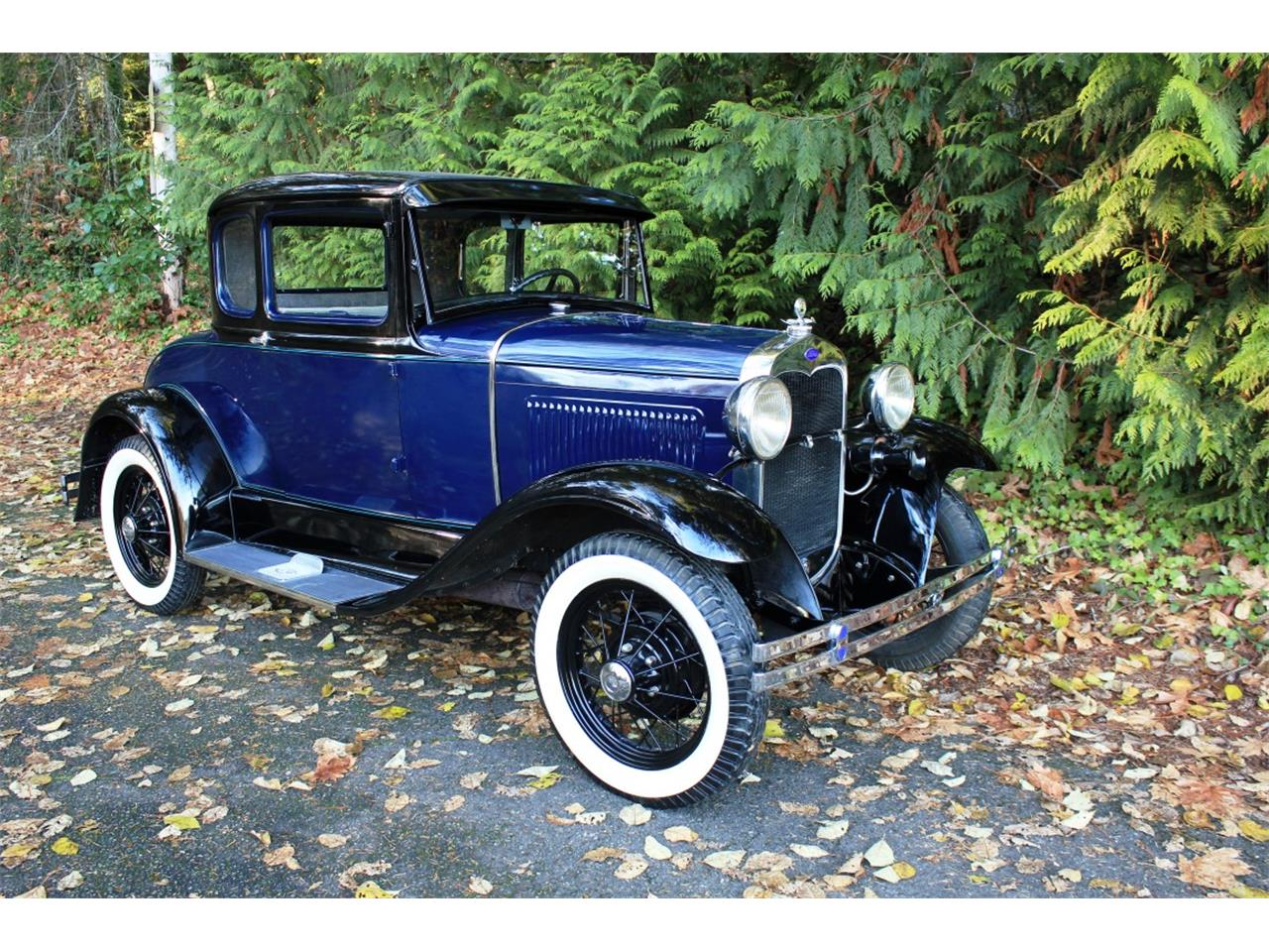 Large Picture of '30 Model A - PW46