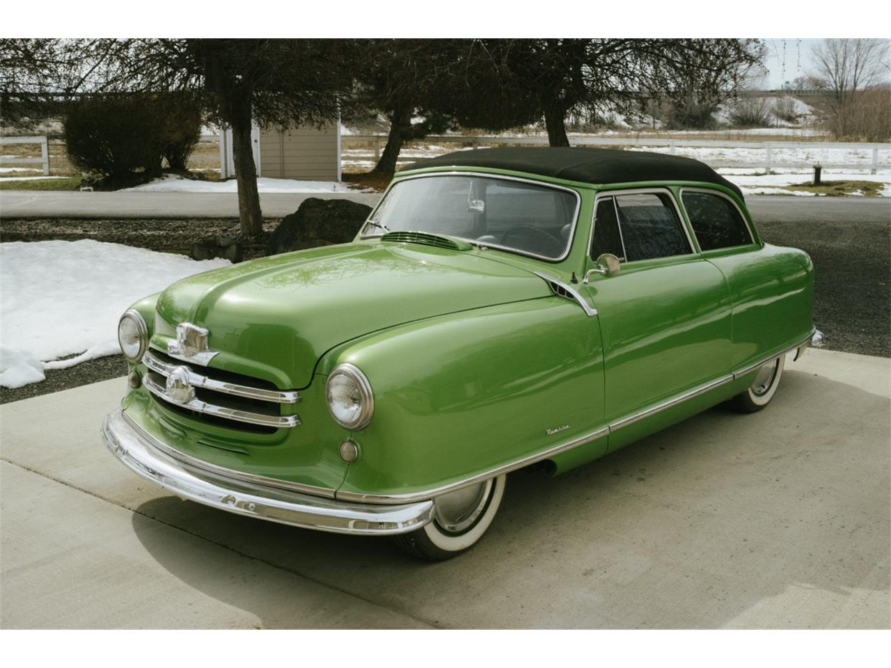 Large Picture of '51 Rambler - PW4A