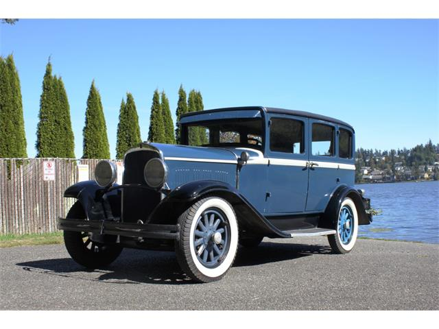 Picture of '29 4-Dr Sedan - PW4H