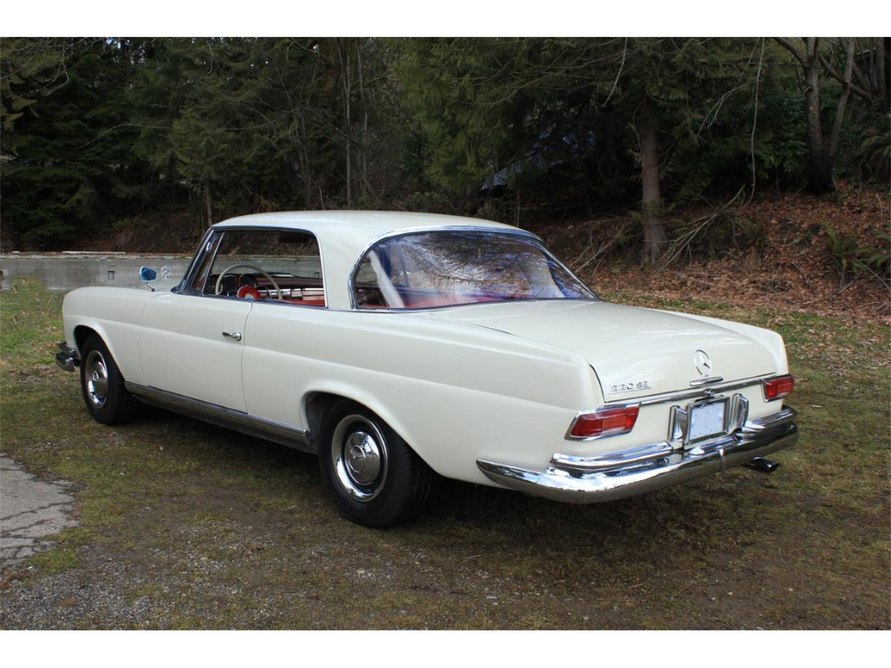 Large Picture of Classic '63 Mercedes-Benz 220SE - PW4K