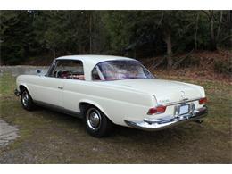 Picture of Classic '63 Mercedes-Benz 220SE Auction Vehicle - PW4K