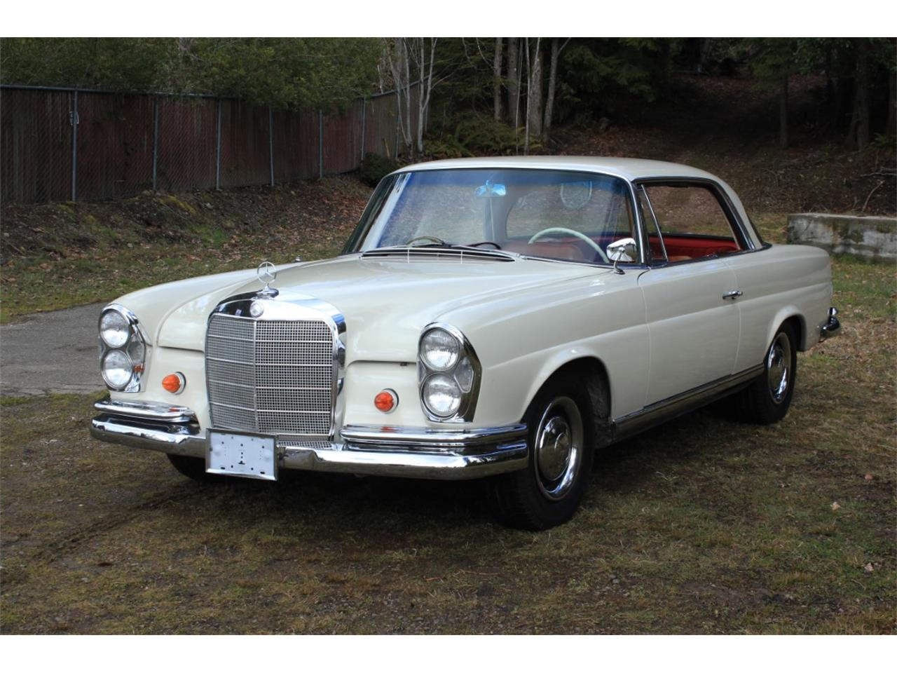 Large Picture of '63 220SE located in Washington Auction Vehicle - PW4K
