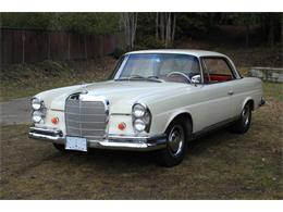 Picture of Classic '63 Mercedes-Benz 220SE located in Tacoma Washington Offered by Lucky Collector Car Auctions - PW4K