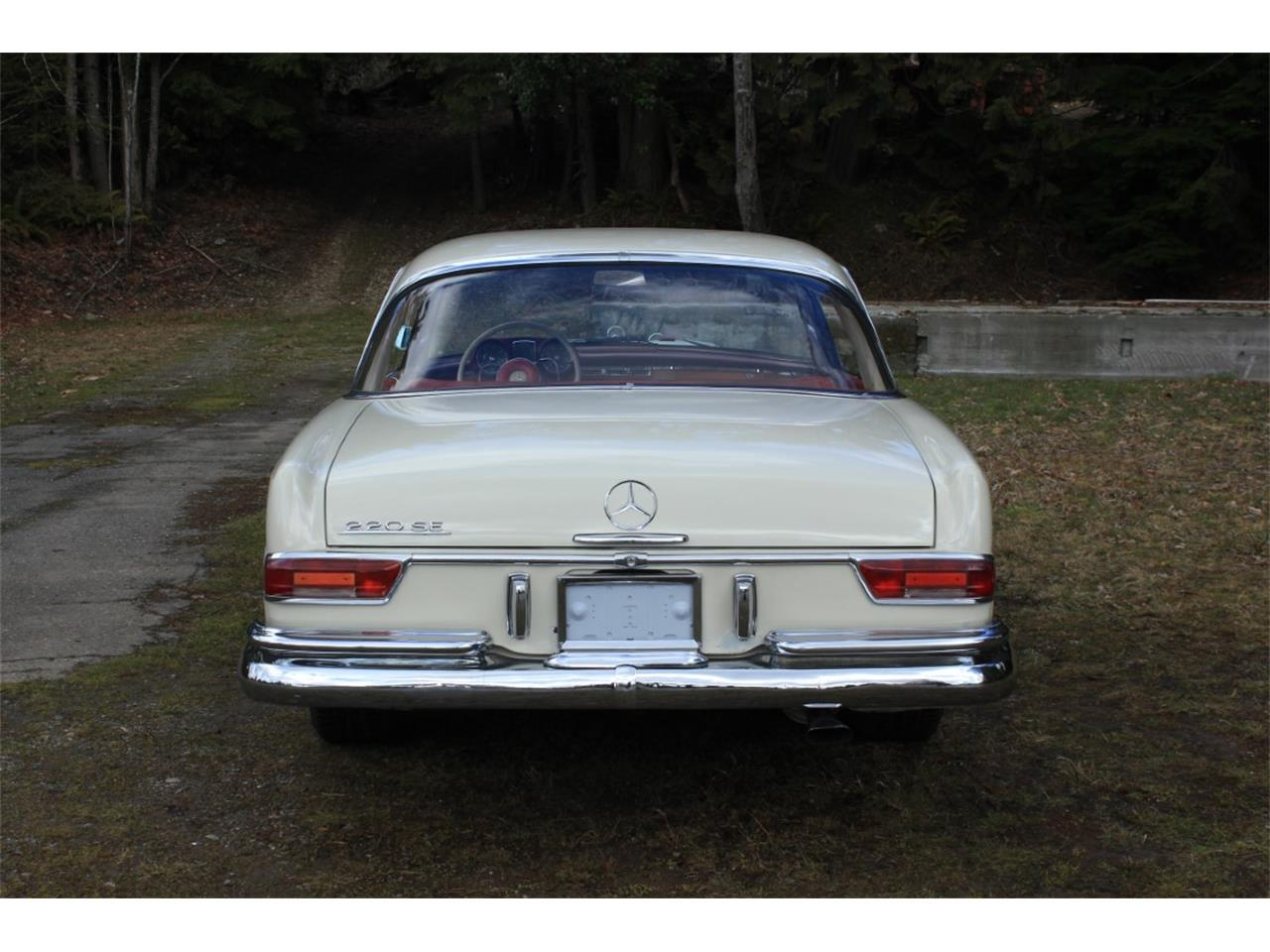 Large Picture of 1963 Mercedes-Benz 220SE - PW4K