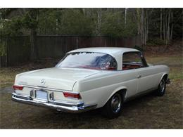 Picture of Classic 1963 220SE located in Tacoma Washington - PW4K
