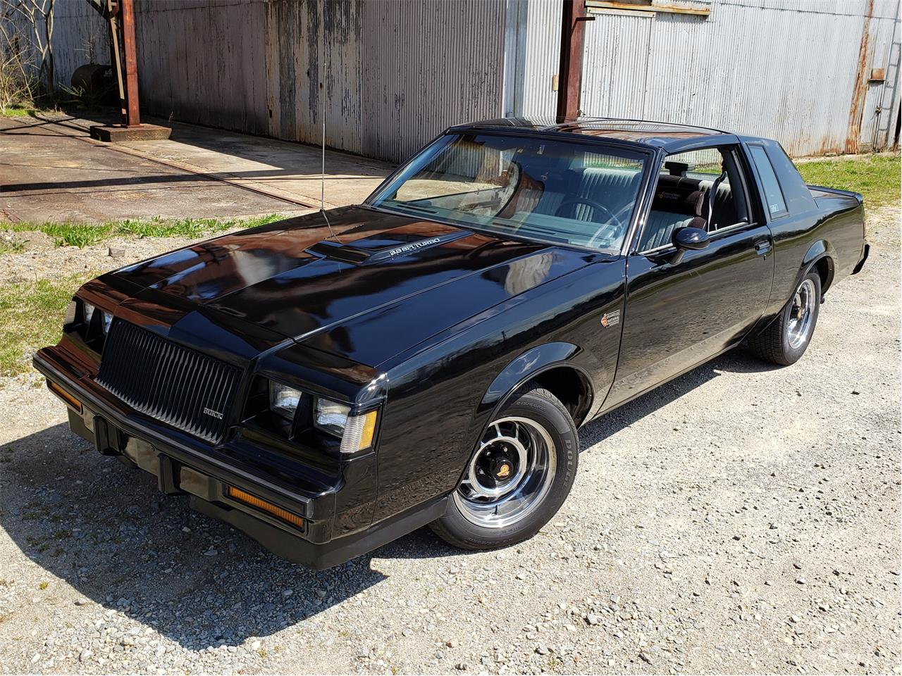 1987 Buick Grand National For Sale Classiccars Com Cc 1208042
