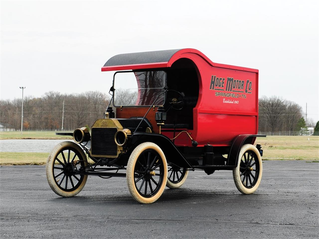 Large Picture of '13 Model T - PW53