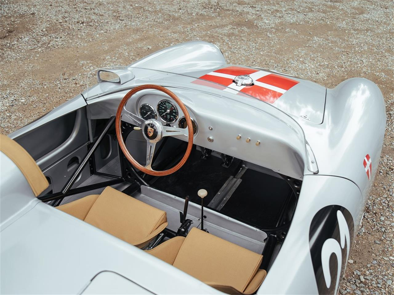 Large Picture of '57 550 Spyder - PW5B