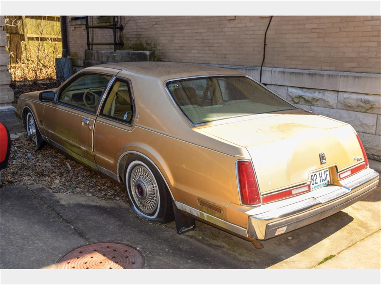 Large Picture of '84 Mark VII - PW5C
