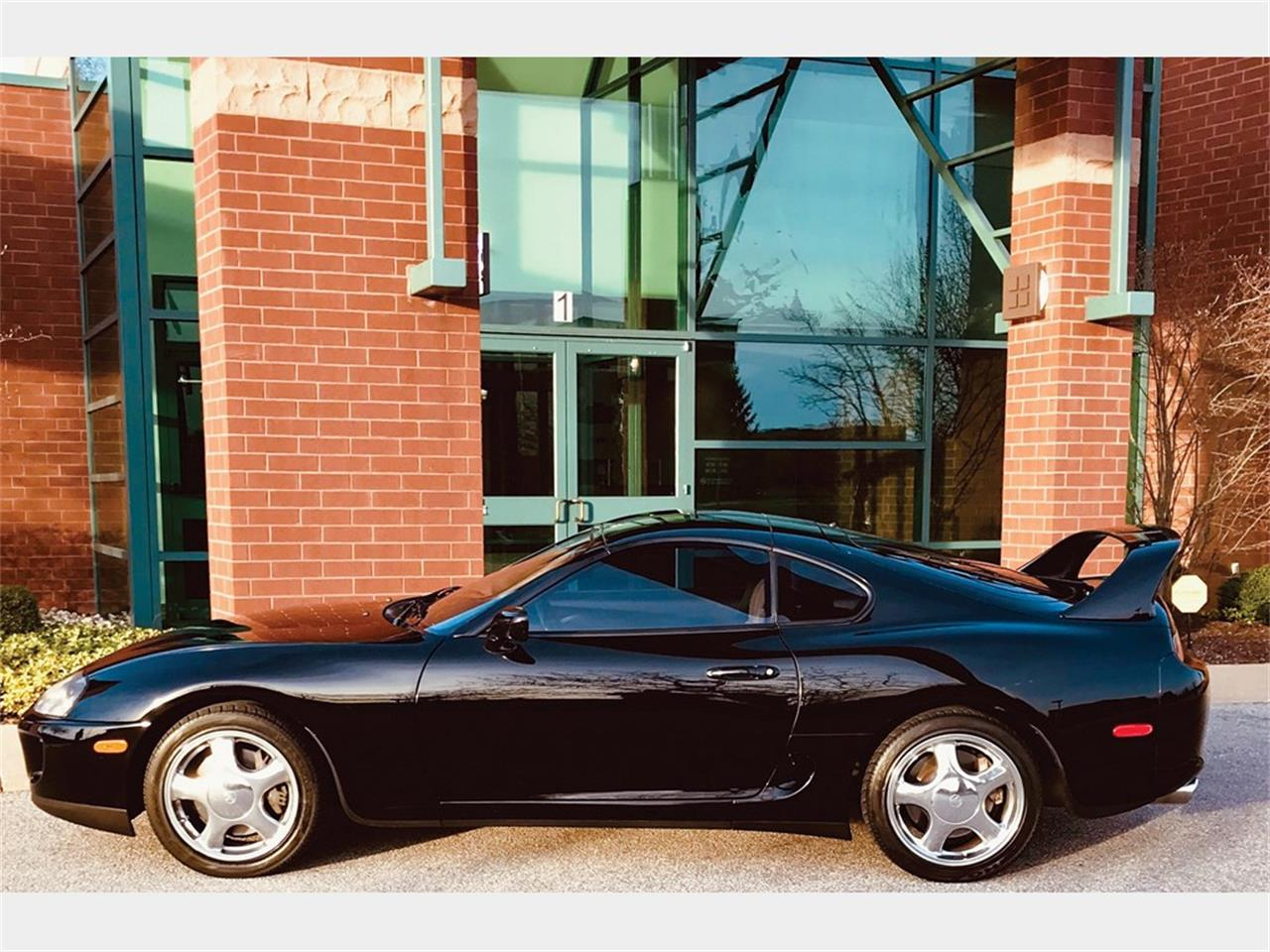 Large Picture of '94 Supra - PW5L