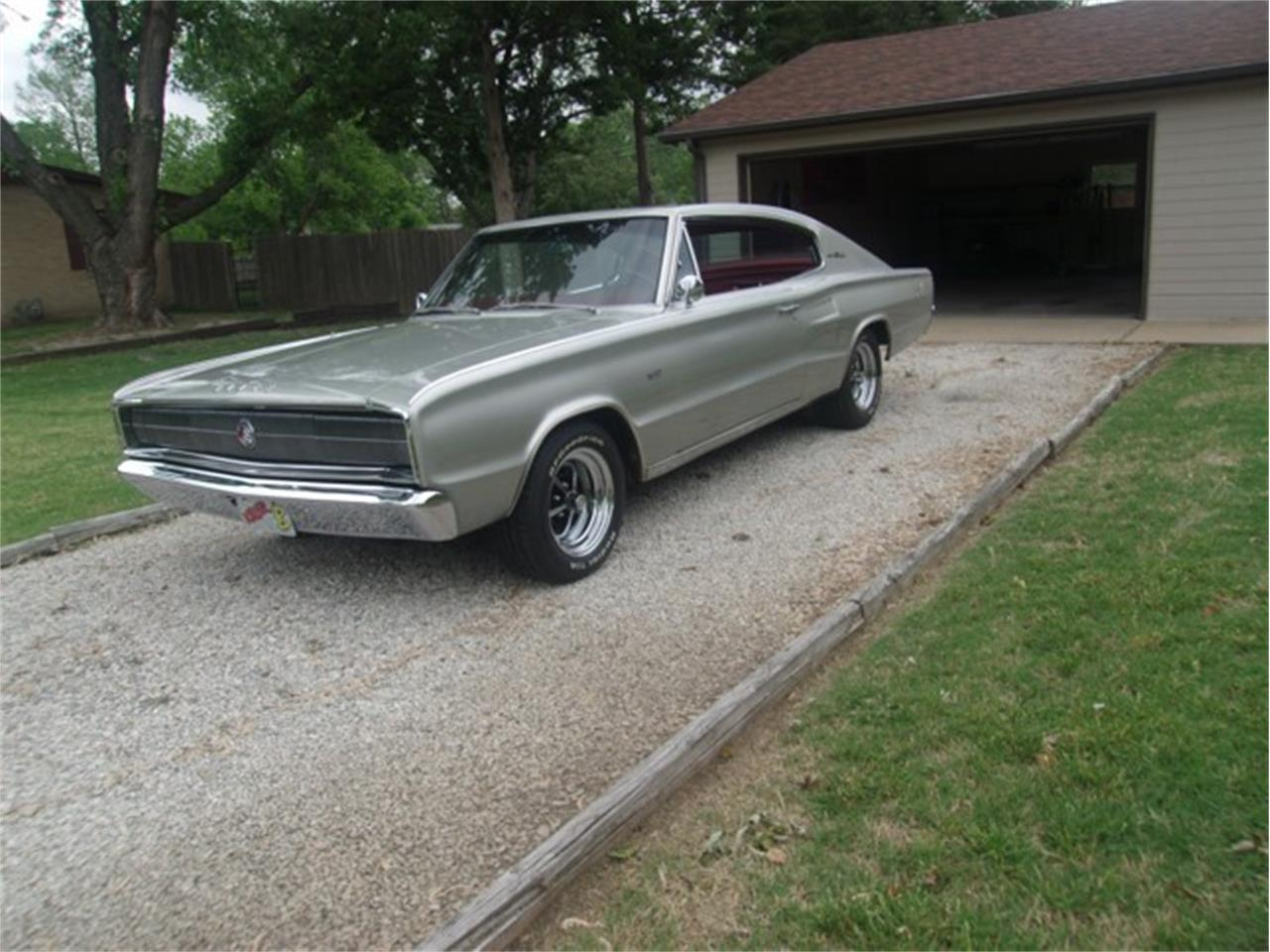 Large Picture of '66 Charger - PW5M