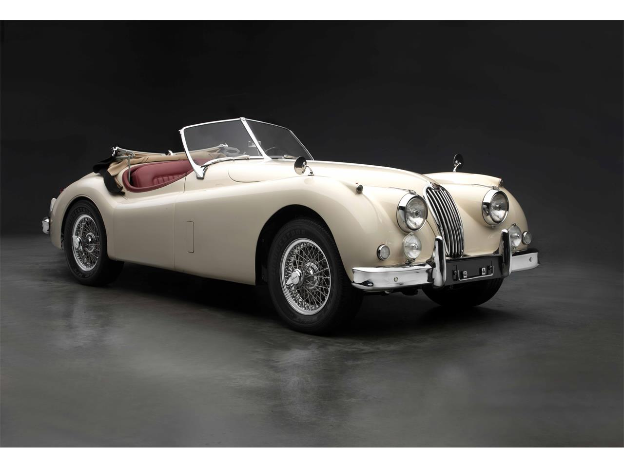 Large Picture of '55 XK140 - PW5O