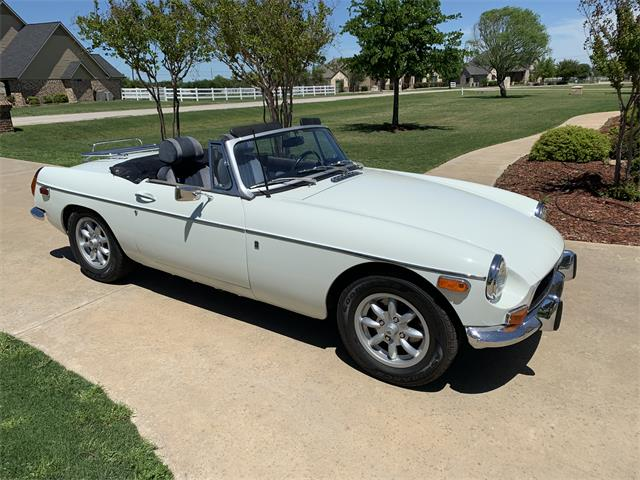 Picture of '72 MGB - PW65