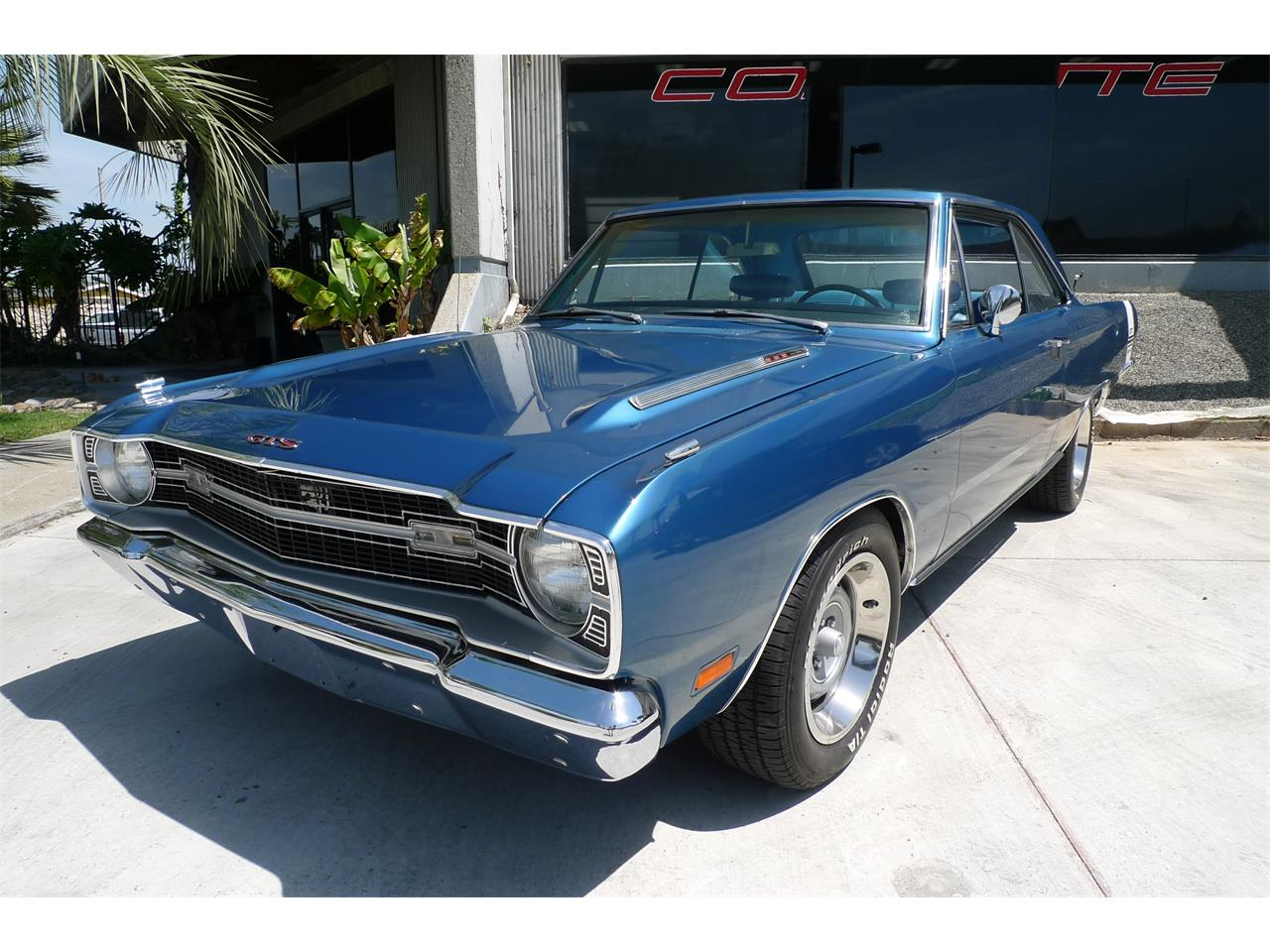 Large Picture of '69 Dodge Dart GTS Offered by Coast Corvette - PW66