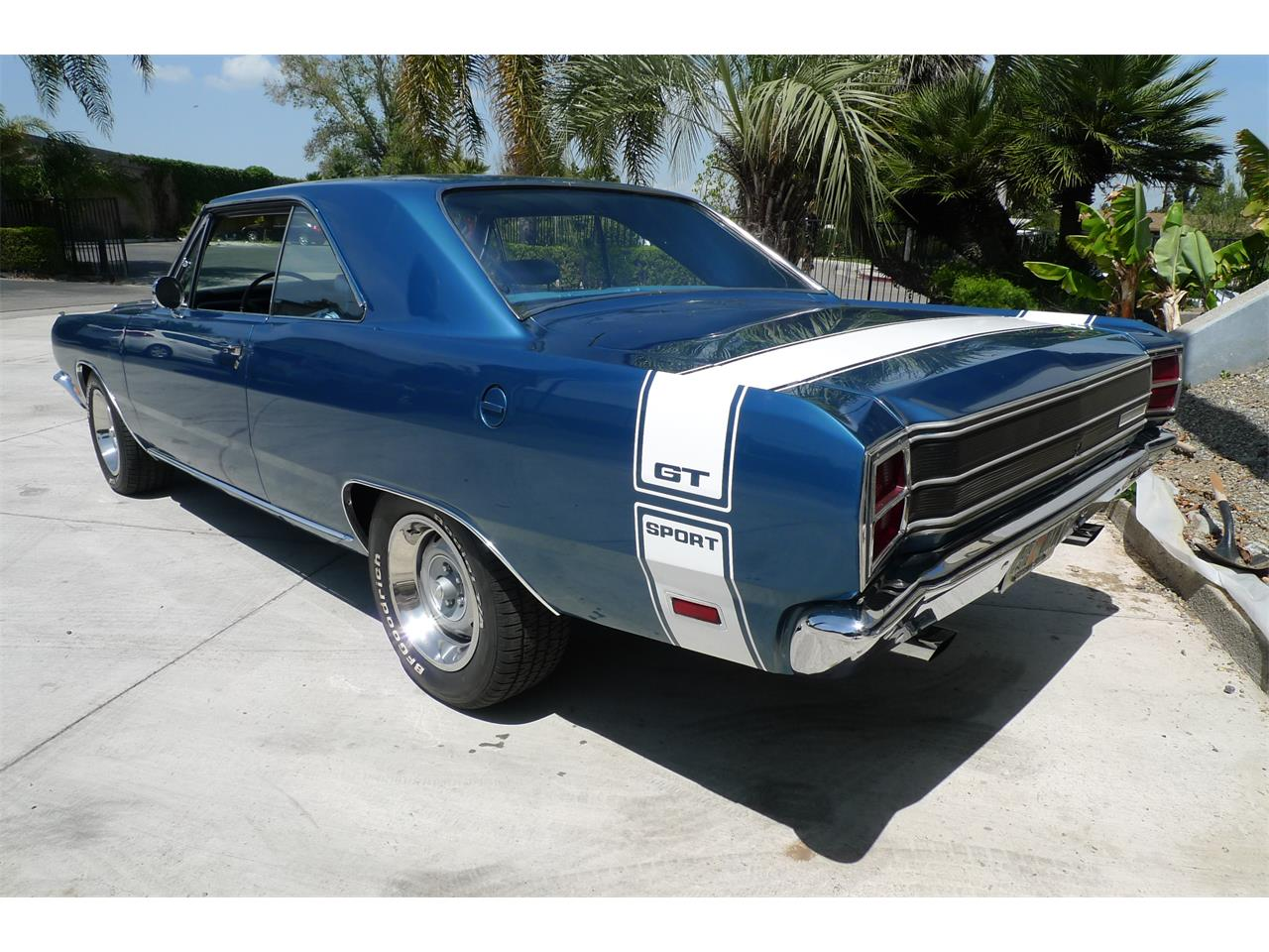 Large Picture of 1969 Dodge Dart GTS - $35,975.00 Offered by Coast Corvette - PW66