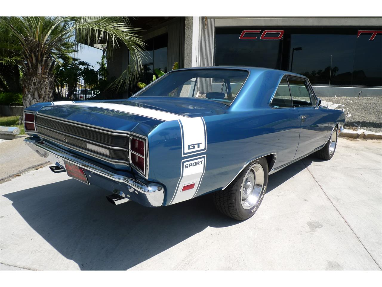 Large Picture of Classic '69 Dodge Dart GTS located in California - $35,975.00 Offered by Coast Corvette - PW66
