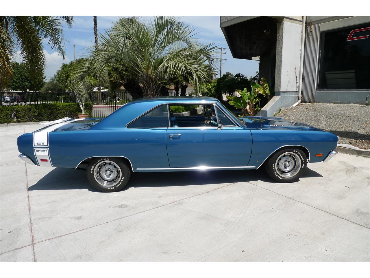 Large Picture of Classic 1969 Dodge Dart GTS located in Anaheim California - PW66