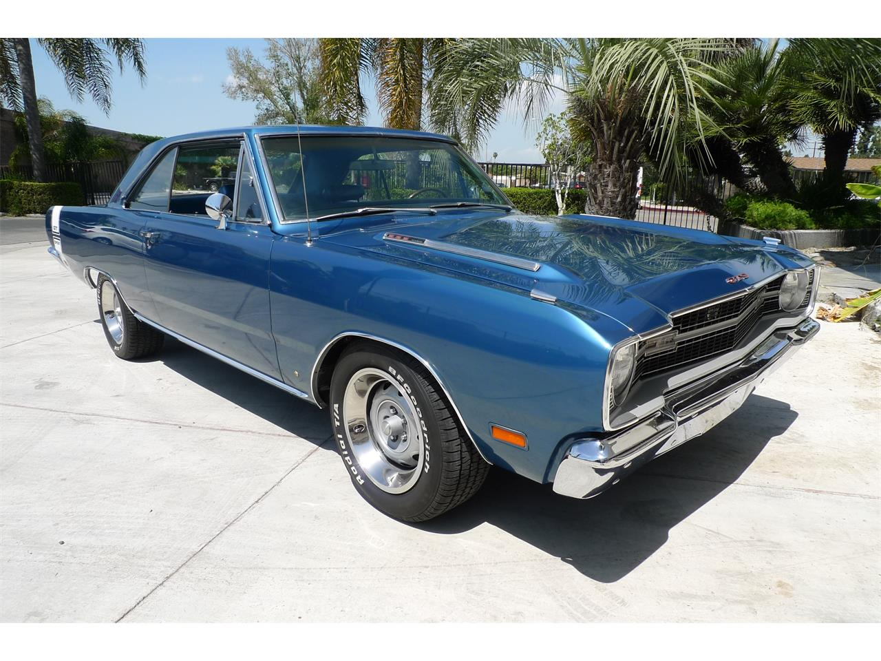 Large Picture of '69 Dodge Dart GTS located in Anaheim California - PW66