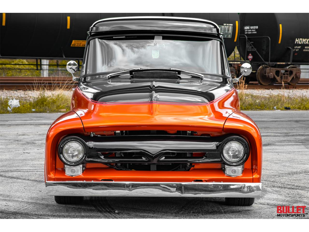 Large Picture of '56 Panel Truck - PW6A