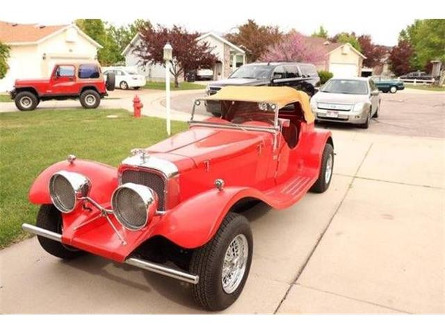 Picture of 1937 Jaguar SS100 located in Michigan Offered by  - PPZL