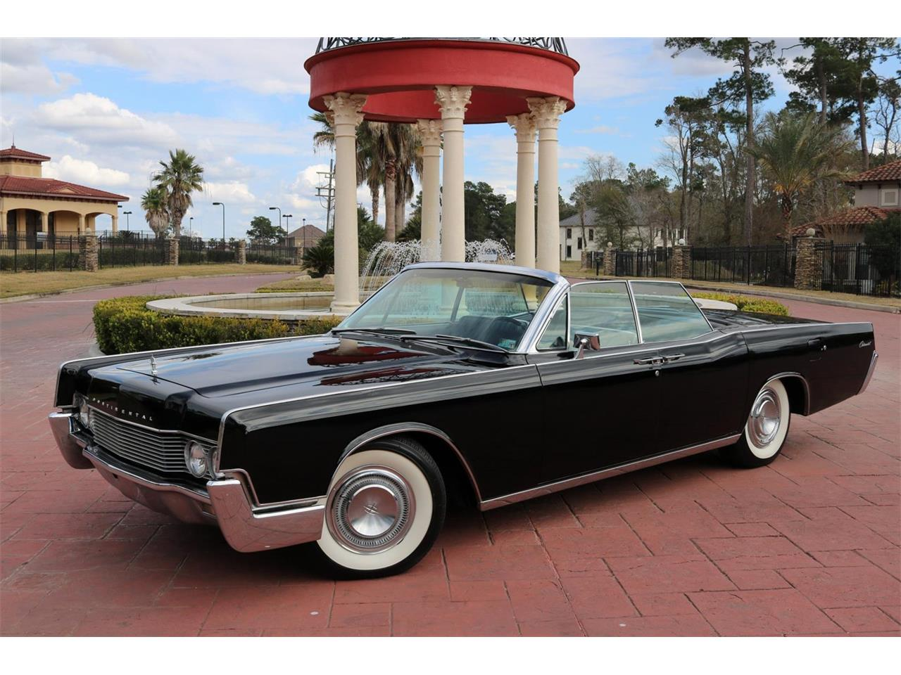 Large Picture of '66 Continental - PW6C