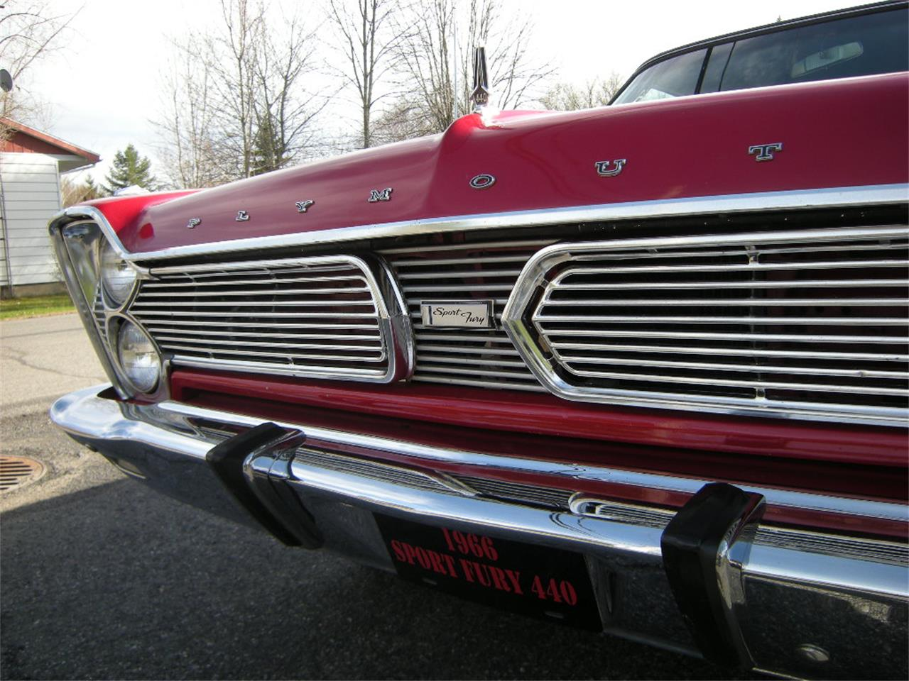 Large Picture of '66 Sport Fury - PW6M