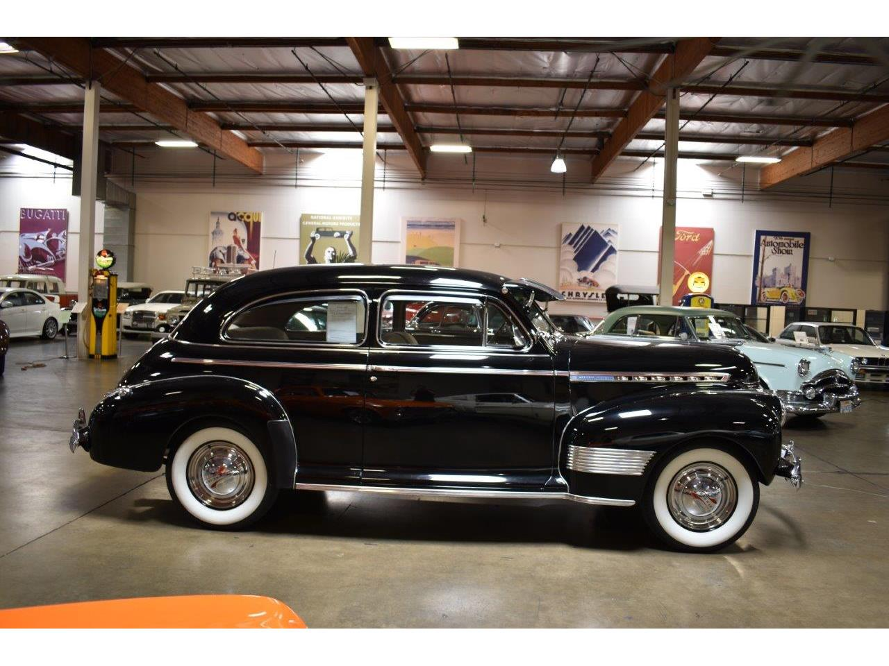 Large Picture of 1941 Chevrolet Deluxe Offered by Crevier Classic Cars - PW6N
