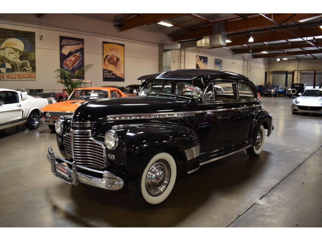 Large Picture of Classic 1941 Chevrolet Deluxe Offered by Crevier Classic Cars - PW6N