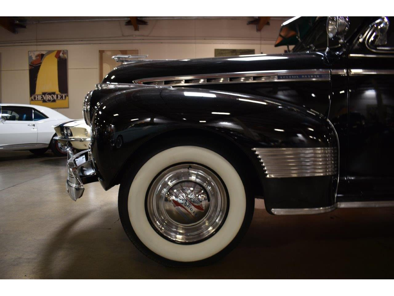 Large Picture of '41 Chevrolet Deluxe located in California Offered by Crevier Classic Cars - PW6N