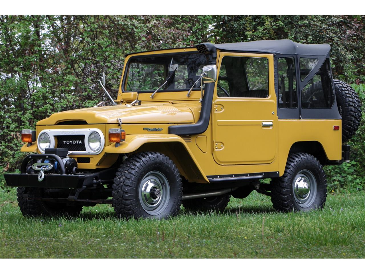 Large Picture of 1977 Land Cruiser FJ40 located in Georgia Offered by Classic AutoSmith - PW6P
