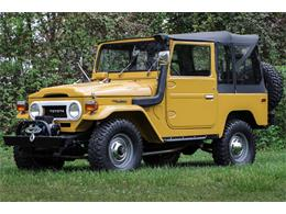 Picture of 1977 Toyota Land Cruiser FJ40 located in Marietta Georgia - $55,000.00 Offered by Classic AutoSmith - PW6P